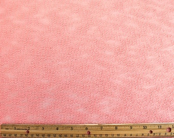 9d674a690db8b6 Pink Mamly Hacci Crepe Poly Slub Cloud Knit Open Sweater Knit Fabric by the  Yard - 1 Yard Style 510