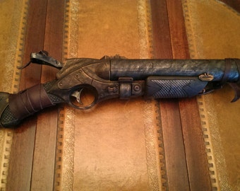 STEAMPUNK / POST APOCALYPTIC gun, Shotgun,  Nerf style dart toy gun ! For cosplay