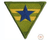 "Firefly ""Browncoats"" Inspired - Embroidered Iron-on Patch"