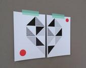 Mini Relationschip Assessment  (set of 2 cards)
