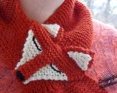 Custom Fox Scarf