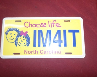 """Shop """"choose life"""" in Craft Supplies & Tools"""