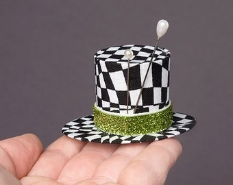 Mad Hatter Party Hat Mad Hatter Tiny Top Hats Mad Hatter Party Favors