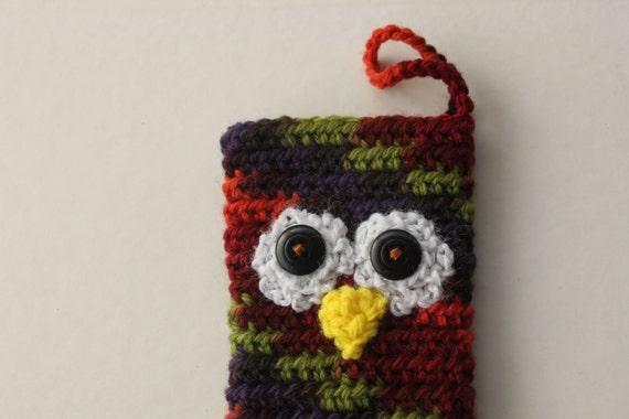 Owl Eyeglasses Case, Sunglasses Case, Glasses Holder