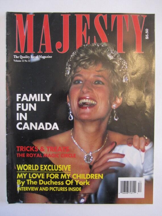 Majesty Magazine Volume 12 No. 12 December 1991
