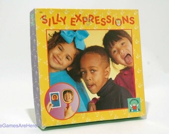Silly Expressions Discovery Toys 1994