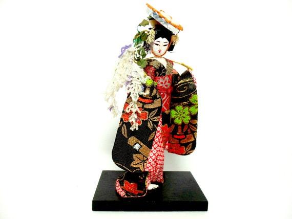 Geisha japonaise et sexe