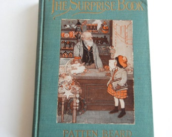 Antique Children's Book, The Surprise Book