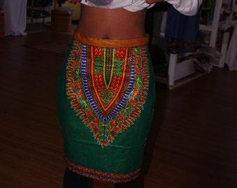 Small straight skirt Addis Ababa