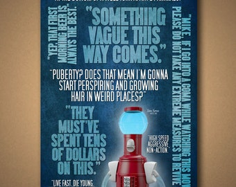 MST3K TOM SERVO Quotes Poster