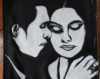 Nick Cave and PJ Harvey Patch