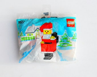 Lego Santa set 1627, 1989, vintage Lego, vintage toy