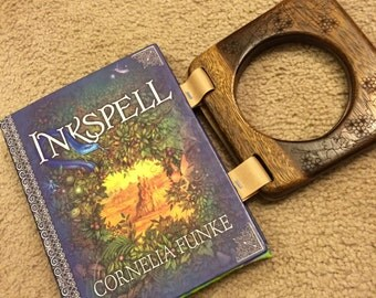 Inkspell Book Purse