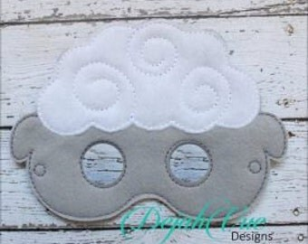 ITH Children's Sheep Mask