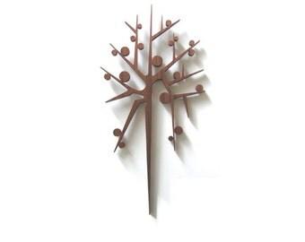 Mid-Century Modern Tree Fretwork