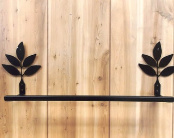 Leaf Towel Bar (Free Shipping)