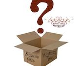 Surprise Box, Grab Bag Gift Under 20, Mystery Gift Box, Vegan Gift for Her, Mystery Box, Lucky Bag, Handmade Beauty Box Vegetarian Gift Set