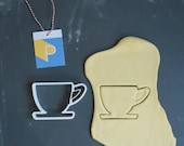 Tea cup 1 cookie cutter, ...