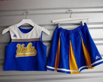 Authentic UCLA Cheer Uniform