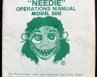 weed eater model ge21 manual