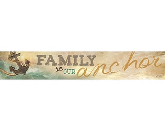 MA1009 - Family is our anchor