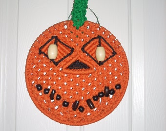 Jack O Lantern OR Pumpkin door decor