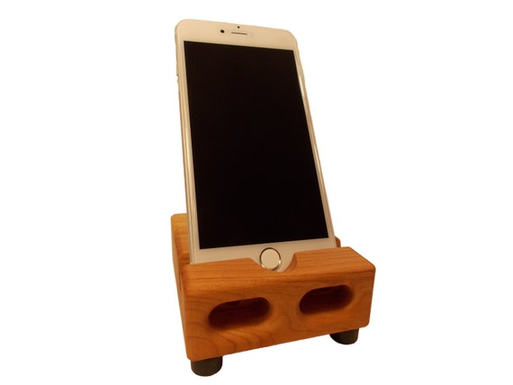 iphone 6 speaker iphone 6 plus speaker dock cherry by jbirchfield on etsy 11419
