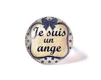 Je suis un ange ring