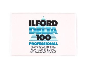 Ilford Delta 100 Professional B&W 35mm film - 135-24 Black and White Print Film ISO-100
