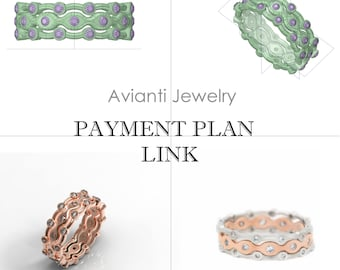 Payment Plan, custom made, hand crafted