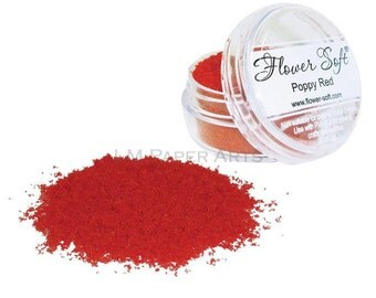 Flower Soft 30ml - Poppy Red