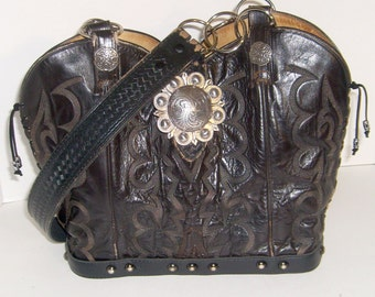 Cowboy Boot Purse DB170