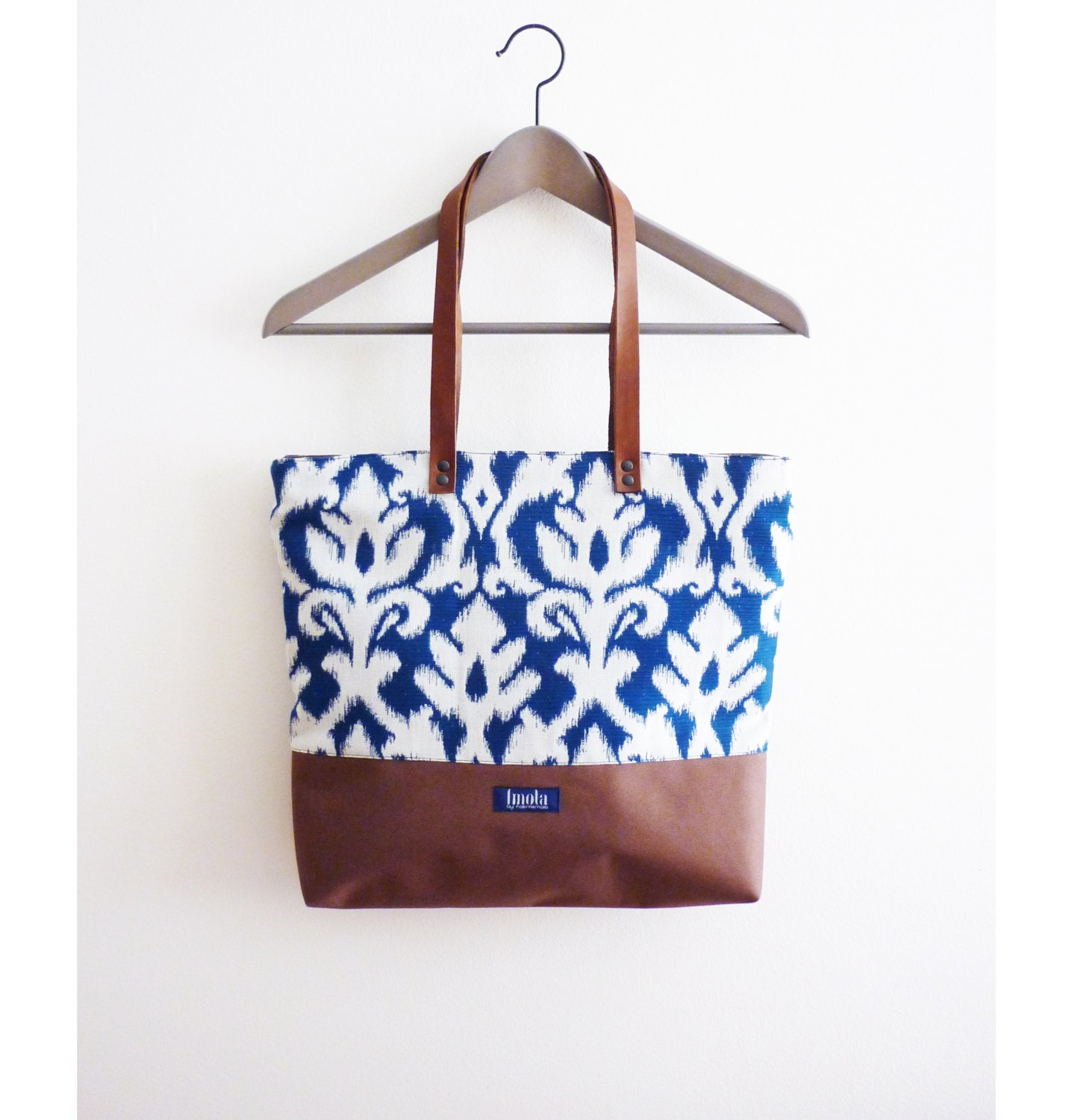 large canvas tote bag shopping bag casual tote school bag