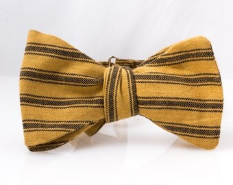 "The ""Langston"" Self Tie Bow Tie"