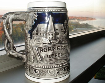 National Potteries Co. NAPCO GERMAN STEIN