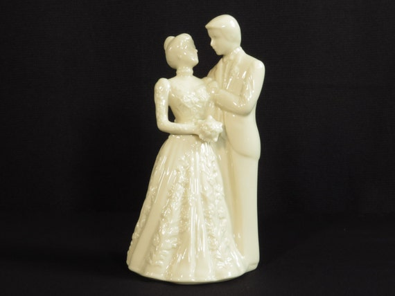 Lenox Wedding Gifts: Lenox Wedding Promises Collection Porcelain Figurine