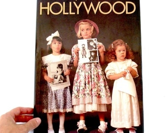 Hollywood Photography Book 90s Oversized