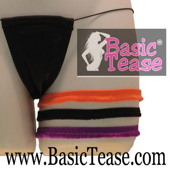 Spandex/Lycra Small Stripper Garter For Exotic Dancers to Hold Money or Clip your Garter Belt