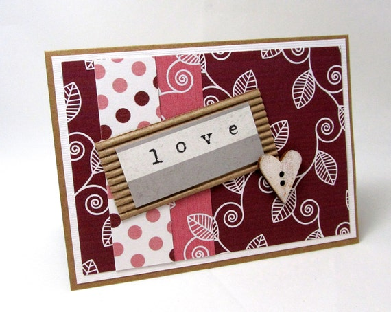Love Card - Valentine's Day Card