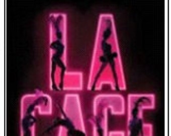 Theater / Show Charm - Playbill Play Bill - La Cage Aux Folles