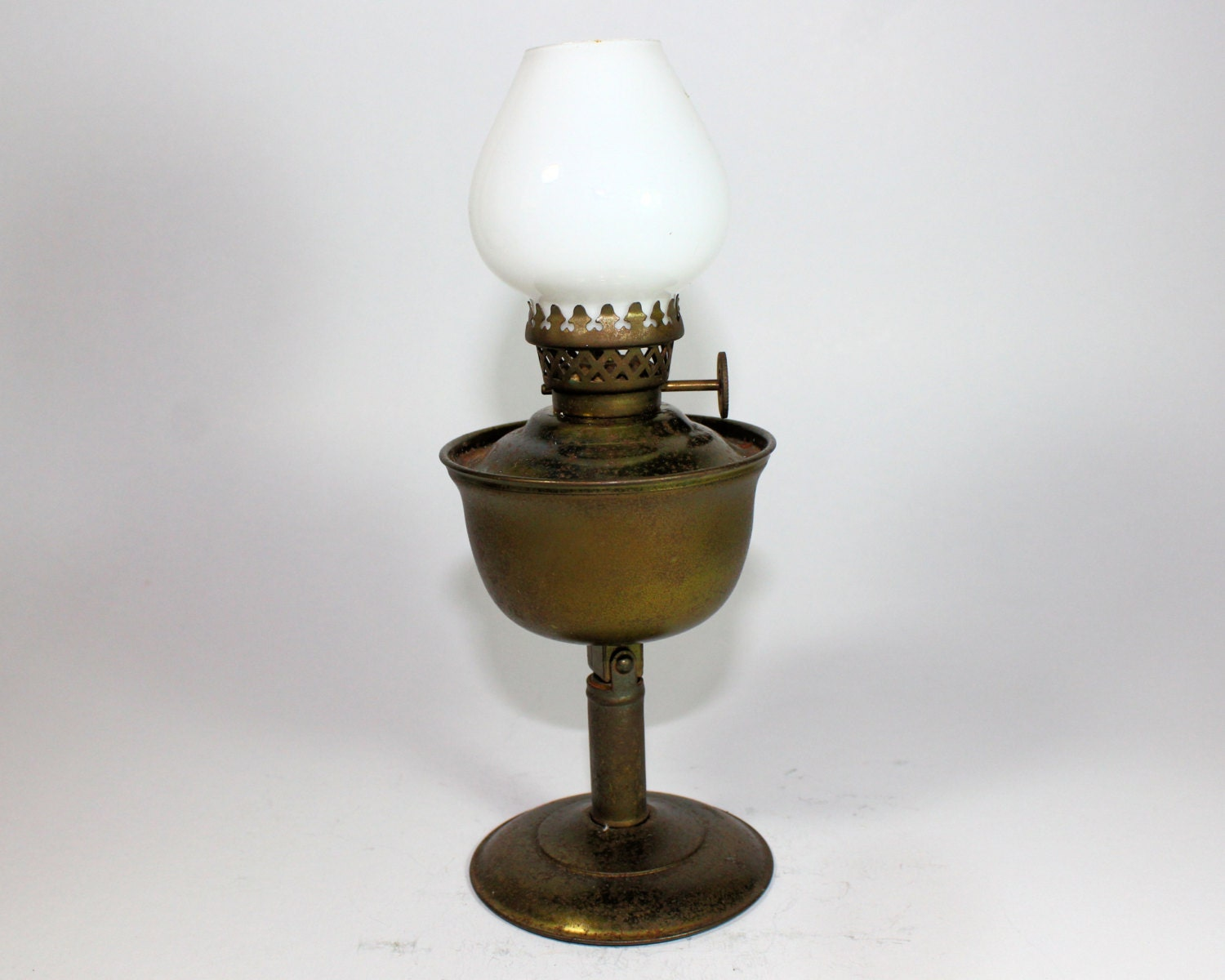 Wall Gas Lamps : Vintage Gas Kerosene Desk Wall Lamp Restaurant Bars Gaslight