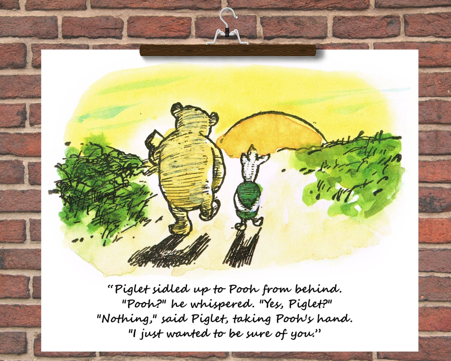 Personalise winnie the pooh wedding quotes winnie the pooh zoom amipublicfo Images