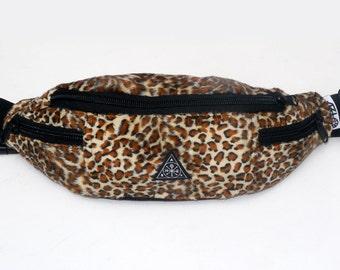 Fanny Bag , Fanny Pack, Bum Bag, Hip Bag, Hip Pack Leopardus