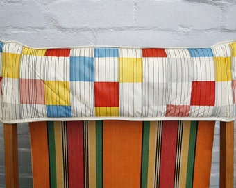 Vintage Deckchair Pillow