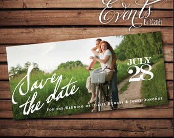 Wedding Save-the-Date Sample