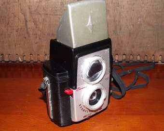 Kodak Brownie Starflex Vintage Film Camera