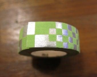 MT 2014 spring&summer -  Washi Masking Tape / Green ladder
