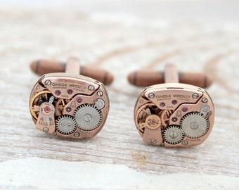Wedding Gift For Husband Watch : ... Wedding Anniversary Gift for Husband Prestige Gift Omega Watch Cuff