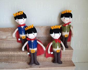 Rag doll: prince