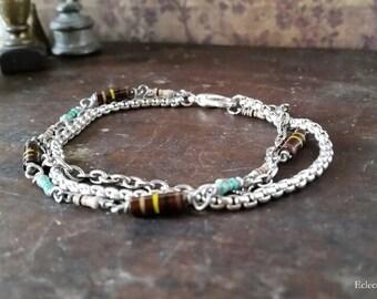 Upcycled Resistor Bracelet